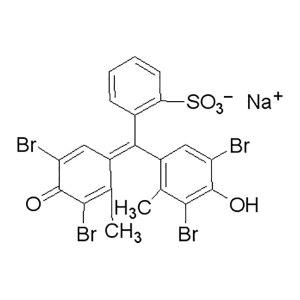 ALADDIN/阿拉丁 溴甲酚绿钠 B106063-25g CAS:62625-32-5 规格:指示剂 25g 1瓶