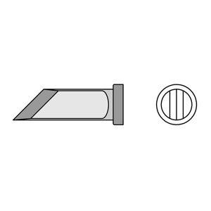 WELLER/威乐 LT KN烙铁头 T0054447999 刀形2.0mm 1个