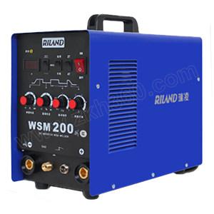 RILAND/瑞凌 220V 带脉冲氩弧手工焊两用焊机 WSM200 1台
