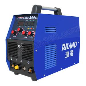 RILAND/瑞凌 220V 交直流方波氩弧焊机 (铝焊机) WSE200G 1台