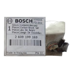 BOSCH/博世 碳刷 适用GDR18V Li/GDS18V 2609199169 适用于GDR 18V-EC/GDX 18V-EC/GDS 18V-LI 1付