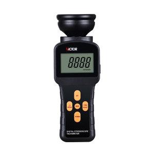 VICTOR/胜利 闪频测速仪 DM6237P 60~19999RPM 不支持第三方检测/计量 1台