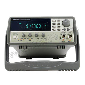 VICTOR/胜利 函数信号发生器 VICTOR 2002A 频率覆盖0.5Hz~5MHz 不支持第三方检定 1台