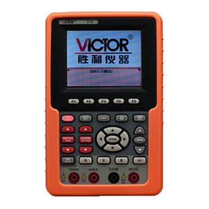 VICTOR/胜利 手持示波表 VICTOR 210 单通道 不支持第三方检测/计量 1台