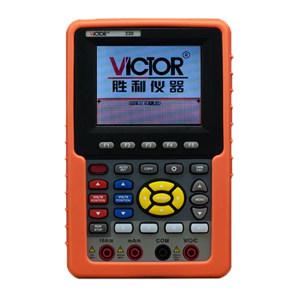 VICTOR/胜利 手持示波表 VICTOR 220 双通道 不支持第三方检测/计量 1台