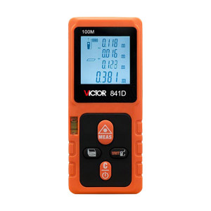 VICTOR/胜利 测距仪 VICTOR 841D 最远测量距离100m 不支持第三方检测/计量 1台