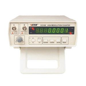 VICTOR/胜利 频率计 VC3165 频率范围:0.01Hz-2.4GHz 不支持第三方检测/计量 1台