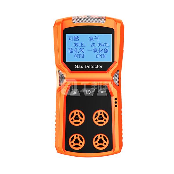 EDKORS/爱德克斯 四合一气体检测仪 ADKS-4 氧气、可燃、硫化氢、一氧化碳 1台