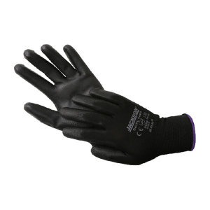 KIMBERLY-CLARK/金佰利 Jackson Safety*G40 PU涂层灵巧型手套 94408A 8码 1副