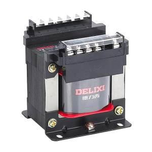 DELIXI/德力西 BK系列控制变压器 BK-100VA 220V/220V 1个