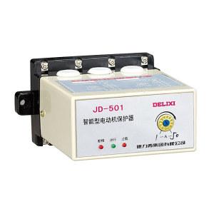 DELIXI/德力西 JD-5 系列电动机综合保护器 JD-501 1-50A AC380V 1个