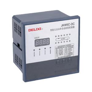 DELIXI/德力西 JKW智能无功功率自动补偿控制器 JKW5C共补型380V12回路 1个