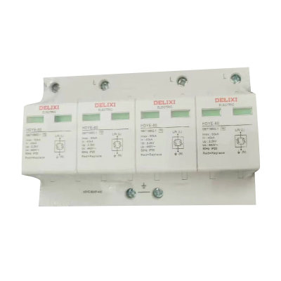 DELIXI/德力西 HDYE浪涌保护器 HDYE-80 4P 440V TM 1个