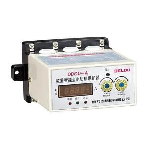 DELIXI/德力西 CDS9系列智能型电动机保护器 JD-601  20-100A   AC220V 1个