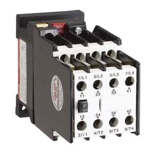 DELIXI/德力西 CJ20系列交流接触器 CJ20-100A 220V 四开二闭 3P 1个