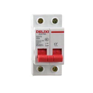 DELIXI/德力西 DZ47L系列漏电保护开关 DZ47L 2P 16A 30mA A 1个