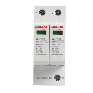 DELIXI/德力西 DZ47Y系列电涌保护器 DZ47Y-20/2P-275 1个