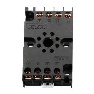 DELIXI/德力西 JSS48A系列数显时间继电器基座 JSZ3  座 1个