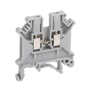 DELIXI/德力西 UK系列接线端子板 UK-10N/1片 1个