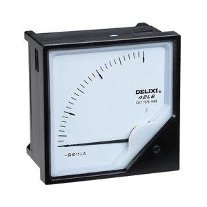 DELIXI/德力西 42L6系列安装式指针仪表 42L6-250/5 1个
