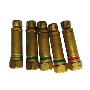 GENTEC/捷锐 气体回火防止器 减压器 FA8RO 氧气 G3/8-RH 1个