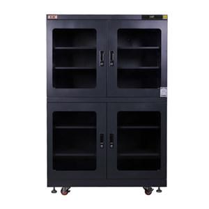 DRYZONE/美阳 H15系列电子防潮柜 H15u-1490-4-QDN 柜内湿度15~60%RH 柜体外尺寸1200×695×1820         mm 容量:1250L 层板数5 1台