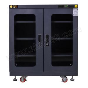 DRYZONE/美阳 H1系列电子防潮柜 H1-315-1 柜内湿度1~50%RH 柜体外尺寸905×475×1050         mm 容量:334L 层板数3 1台