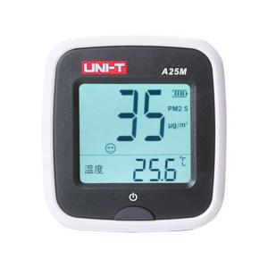 UNI-T/优利德 便携式PM2.5检测仪 A25M 量程:0-5001ug/m3 1台