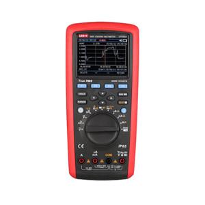 UNI-T/优利德 彩屏锂电数据记录真有效值万用表 UT181A 1台