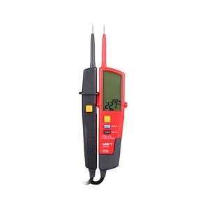 UNI-T/优利德 电压及连续性测试仪 UT18D 相位旋转测试 电压范围:100V~690V 1台