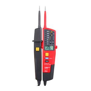 UNI-T/优利德 电压及连续性测试仪 UT18C 相位旋转测试 电压范围:100V~690V 1台
