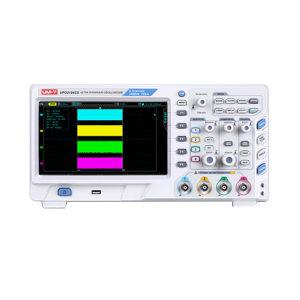 UNI-T/优利德 数字荧光示波器 UPO2104CS 4通道,100Mhz 1台