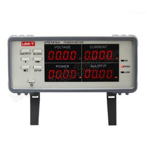UNI-T/优利德 智能电参数测试仪 UTE1010A 电流:2mA~10A 1台