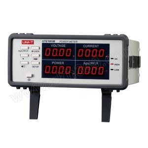 UNI-T/优利德 智能电参数测试仪 UTE1003B 电流:0.2mA~3A 1台