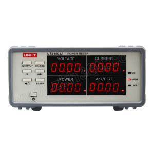 UNI-T/优利德 智能电参数测试仪 UTE1003A 电流:2mA~3A 1台