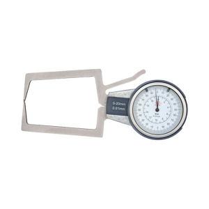 QL/青量 外卡规 511-11-000 (A型) A型测量面 行程10mm 0-10mm 不代为第三方检测 1把