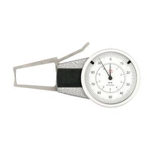 QL/青量 外卡规 QL-511-22-100 (B型) B型测量面 行程20mm 0~20mm 不代为第三方检测 1把