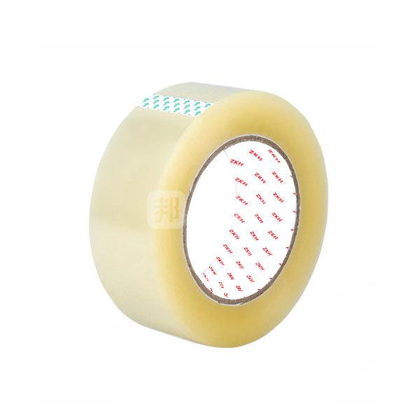 GC/国产 封箱胶带 封箱胶带 透明 60mm×40m 1卷