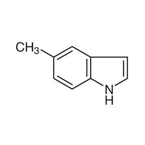 TCI/梯希爱 5-甲基吲哚 M0348-1G CAS:614-96-0 纯度:99.0% 1g 1支