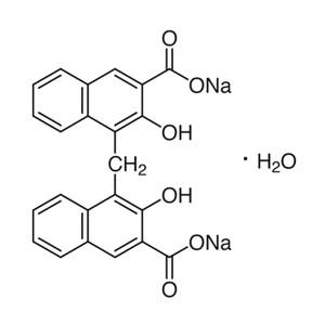 TCI/梯希爱 帕莫酸二钠盐一水合物 P1059-250G CAS:6640-22-8 纯度:98.0% 250g 1瓶