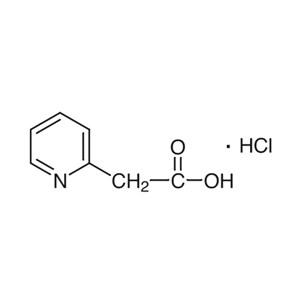 TCI/梯希爱 2-吡啶乙酸盐酸盐 P1076-25G CAS:16179-97-8 纯度:98.0% 25g 1支