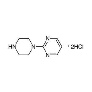 TCI/梯希爱 1-(2-嘧啶基)哌嗪二盐酸盐 P1119-25G CAS:94021-22-4 纯度:98.0% 25g 1支