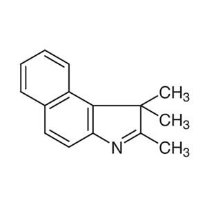 TCI/梯希爱 2,3,3-三甲基-4,5-苯并-3H-吲哚 T1714-5G CAS:41532-84-7 纯度:98.0% 5g 1支