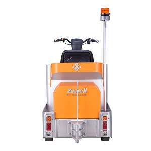 ZOWELL/卓一 站驾式电动牵引车 XT12 站驾式 额定载荷1200kg 转弯半径1132mm 1台