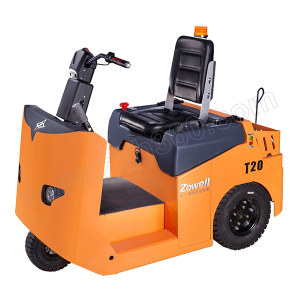 ZOWELL/卓一 站驾式电动牵引车 XT20 站驾式 额定载荷2000kg 转弯半径1805mm 1台