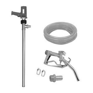 FLUIDWORKS 电动燃油插桶泵组套 FL-SB-2-AS SB电动燃油插桶泵组套,铝合金吸管1.1kw 1台