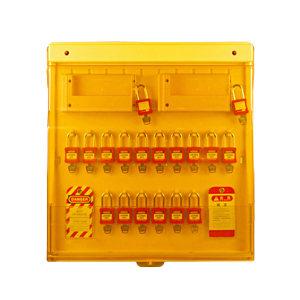 BOZZYS/博士 组合式高级锁具工作站 BD-B203 不含任何锁具产品 可容纳挂锁数量10 1个