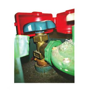 DUUKE/都克 加压气瓶阀锁具 V61 1个
