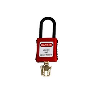 DUUKE/都克 P系列绝缘安全挂锁 P31 红色 普通型 1把