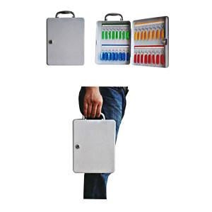 DUUKE/都克 便携壁挂钥匙箱 S24 可容纳钥匙数量52 1个